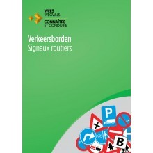 CD-ROM avec signaux routiers